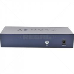 PLANET 4 Port Gigabit PoE + 2  Gb TP Uplink Switch