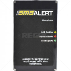SMS Alert 9 - 9 Input 3 Relay Outputs 10 User