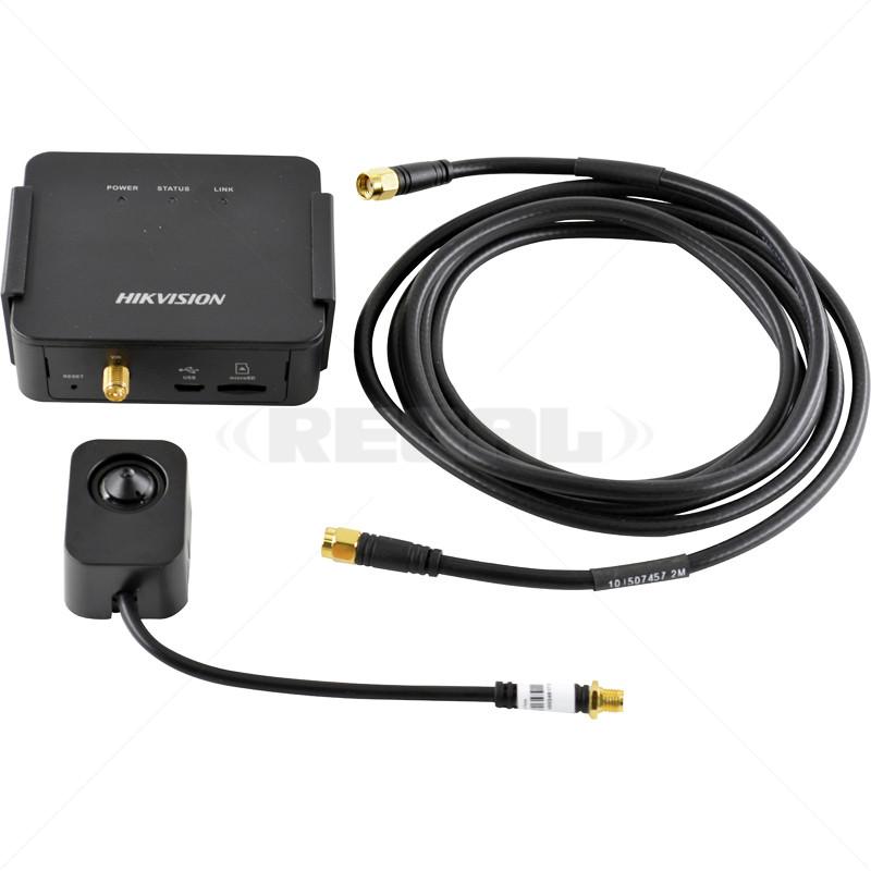 2MP Pinhole Camera - 3.7mm Fixed Lens - 2m Cable Length