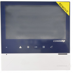 "COMMAX Col 7"" Hands Free Touch Button Video Monitor only CDV-70H"