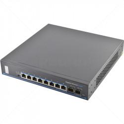 UTEPO 8 Port Gigabit PoE + 2 Gb SFP Uplink Switch
