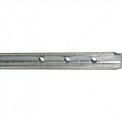 Omega Bracket 1.8m Pre-Galvanised