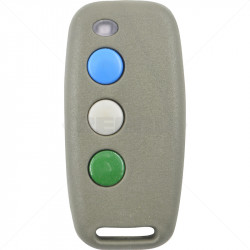 Sentry - 3 Button Code Hopping Transmitter 433 Nova Compatible