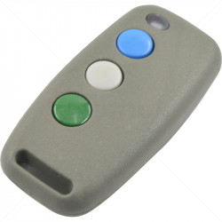 Sentry - 3 Button Code Hopping Transmitter 433 Nova Compatible