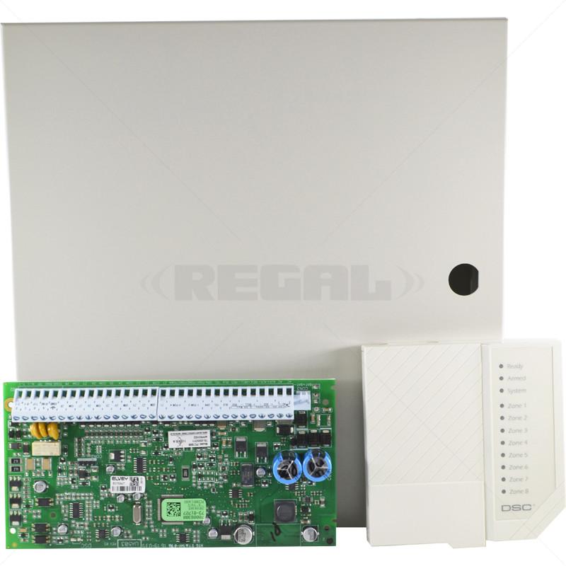 DSC - Power 8 Panel PC1808-NK