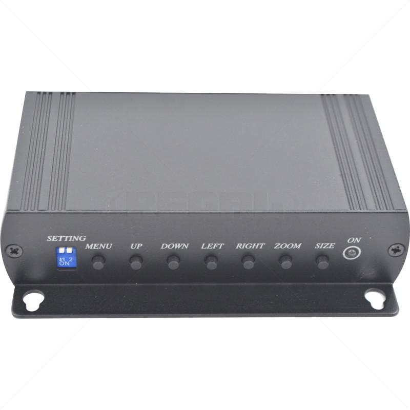 CCTV VGA (In) to VGA/BNC Out - 5v PSU