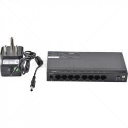 UTEPO 8 Port Gigabit (12VDC Input) Switch