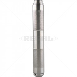 GuardTrack Patrol Baton Stainless Steel