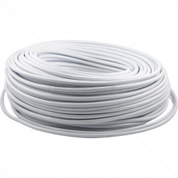 Cabtyre - 1.5mm 3 Core White / 100m
