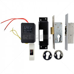 Electric Strike - Kit 25mm A/C