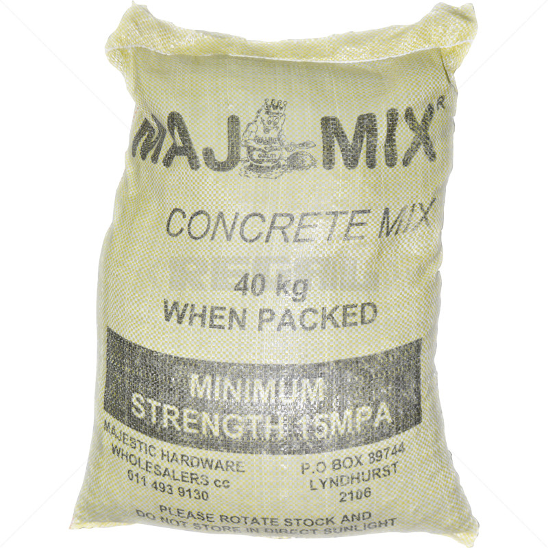 Concrete Premix 40Kg Gauteng