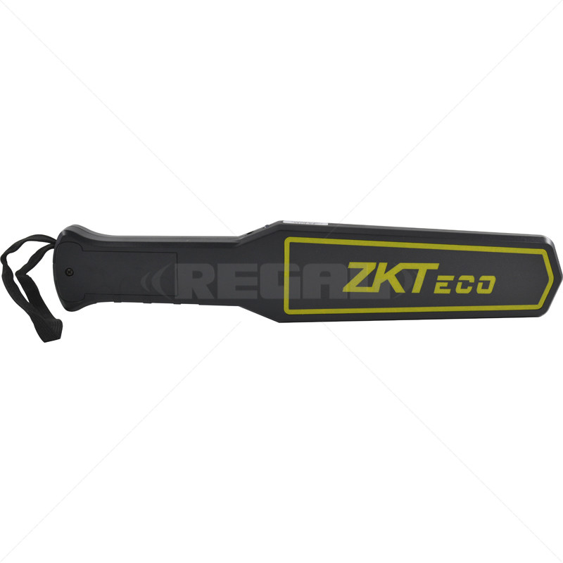 ZKTeco Hand Held Metal Detector with Battery and Charger