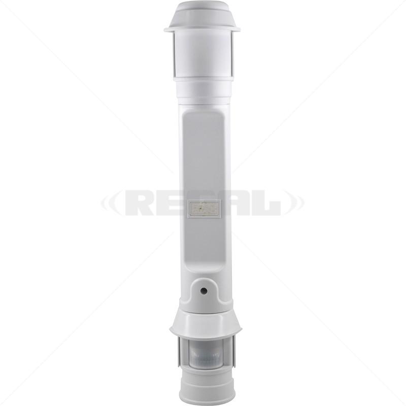 Robo Guard O/door Tx 20m 110 Degree Dual Passive incl Ball Brkt - WHT