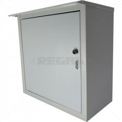 ENCLOSURE - Steel 450 x 450 x 225mm - Grey