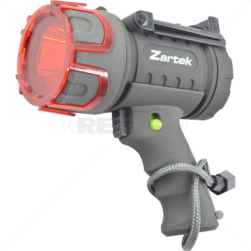 ZARTEK 750 Lumin LED Spotlight Rechargeable