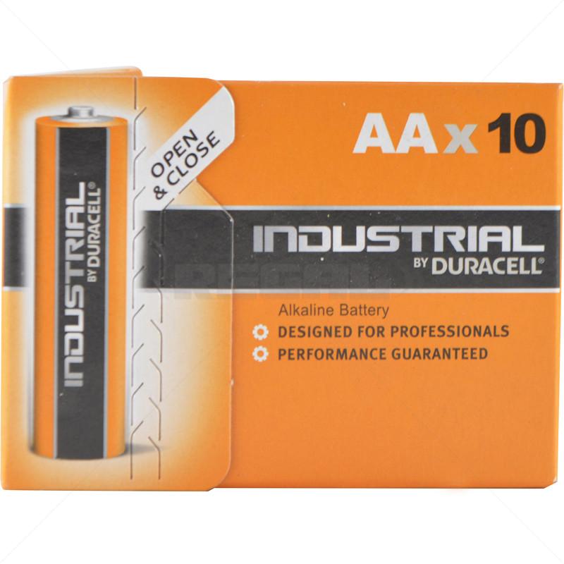 BATT - 1.5V AA DURACELL 10 Pack