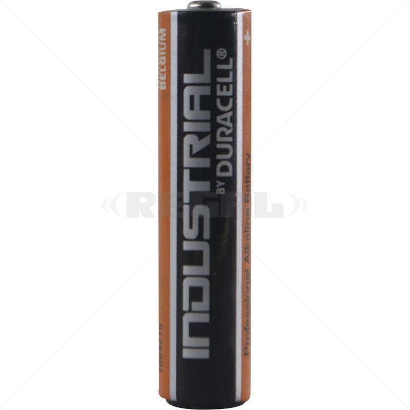 BATT - 1.5V AAA Duracell Alkaline 44mm x 10mm
