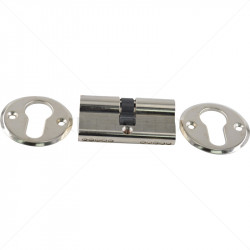 Gate Lock - Latch 25mm + Cylinder