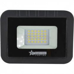 30 Watt LED Floodlight with Sensor 6000K 1500 Lumins 30s Timer