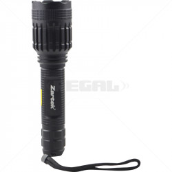 ZARTEK 900 Lumen LED Tactical Flashlight Rechargeable