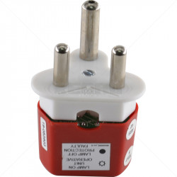 CL Mains Protect 16A Dedicated Plug LED (Red)