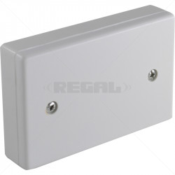 Junction Box - 24 Way White