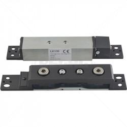 Securi-Prod Maglock-Shearlock 1200Kg 12/24VDC