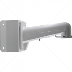 PTZ Corner Mount Bracket - White