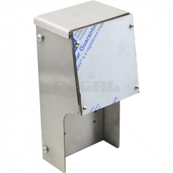 Virdi ACC210 Enclosure AC2100/5000 Stainless Steel Robust