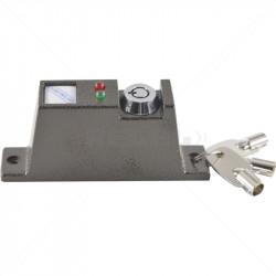 Key Box - Slim Spring Loaded Key Alike