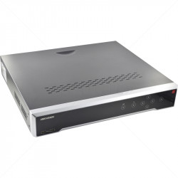 32 Channel NVR 256Mbps with 16 PoE - Alarm I/Os