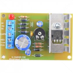 PSU - Charger PCB 13.5VDC 1A - KE