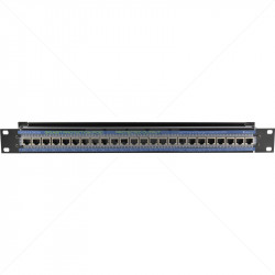 24 Channel Network Gigabit Surge Protector 10/100/1000Mbps PoE