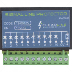 CL Data Protect 10 Way Intercom 15VDC