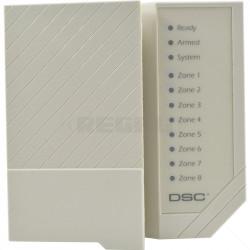 DSC - Keypad 8 Zone LED PC1555Z