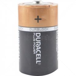 BATT - 1.5V Size D Torch 61mm x 33mm Duracell