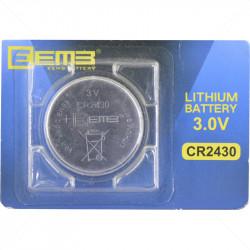 BATT - Lithium 3V CR2430 24mm