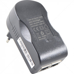WIS 24VDC Gigabit PoE Injector