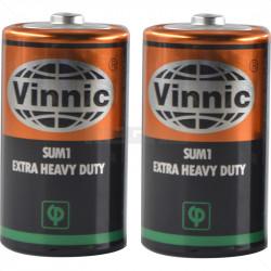 BATT - 1.5V Size D Torch 61mm x 33mm Vinic