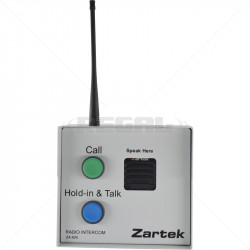ZARTEK Radio Intercom Long Range PRO5 / ZA200