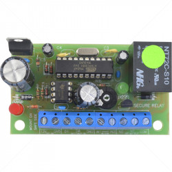 Virdi ACC420 Relay Timer 26Bit Weigand Interface