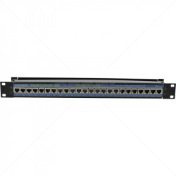 24 Channel Network Gigabit Surge Protector 10/100/1000Mbps