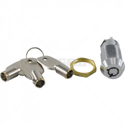Keyswitch - On / Off Double Pole Key Alike - 3029