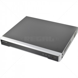 8 Channel NVR 80Mbps with 8 PoE - 2 SATA Bays