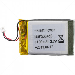 Zartek Battery for ZA-651 Handset