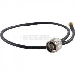 WIS Antenna Pigtail N-Type for RP-SMA Male for NW224