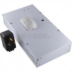 Pepper Gas Skunk Master Unit inc PIR PSU Remote Sound Bomb