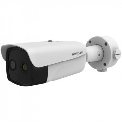 HIKVISION Temp Screening Thermal Bullet Camera 384 X 288 - 10mm Lens