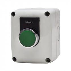 Push Button - Heavy Duty R/ST-17 N/O