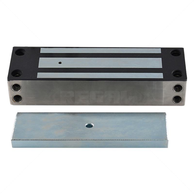 elock Outdoor Maglock Stainless Steel 1200lbs (544Kg) 12/24VDC